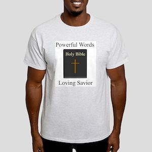 """""""Powerful Words"""" Light T-Shirt"""