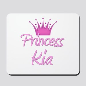 Princess Kia Mousepad