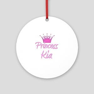 Princess Kia Ornament (Round)