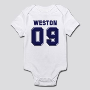 WESTON 09 Infant Bodysuit