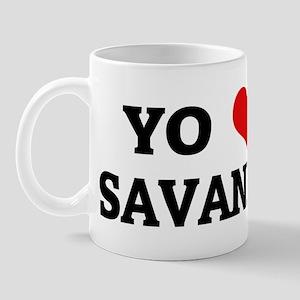 Amo (i love) Savanna Mug