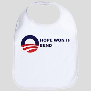 Hope Won in BEND Bib