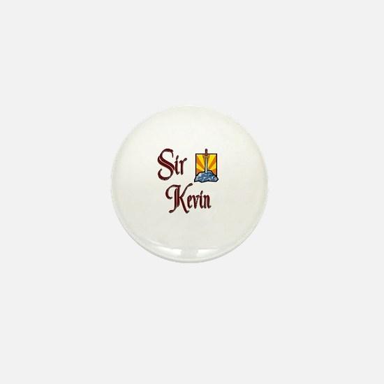 Sir Kevin Mini Button