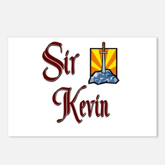 Sir Kevin Postcards (Package of 8)