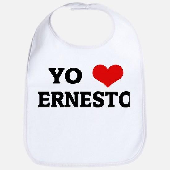 Amo (i love) Ernesto Bib