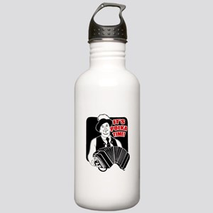 Polka Time Stainless Water Bottle 1.0L