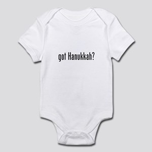 got hanukkah? Infant Bodysuit