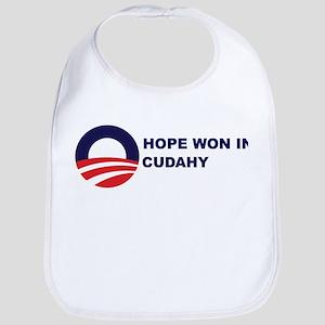 Hope Won in CUDAHY Bib