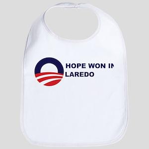 Hope Won in LAREDO Bib