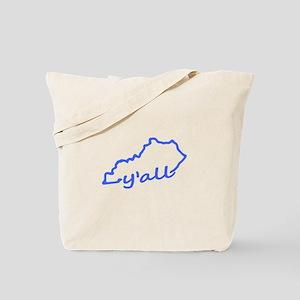 Kentucky Yall Tote Bag