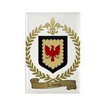 LEBRUN Family Rectangle Magnet (10 pack)