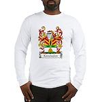 Konovalov Family Crest Long Sleeve T-Shirt