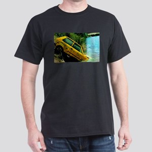 Swimming Yugo Dark T-Shirt