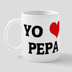 Amo (i love) Pepa Mug
