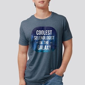 Coolest Selenologist In The Galaxy T-Shirt