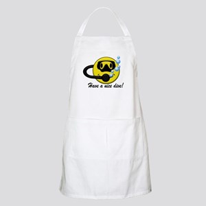 Have a Nice Dive! BBQ Apron