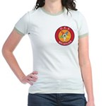 Michigan OES Jr. Ringer T-Shirt