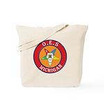Michigan OES Tote Bag