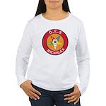 Michigan OES Women's Long Sleeve T-Shirt