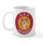 Michigan OES Mug