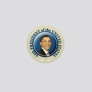 President Obama inauguration Mini Button