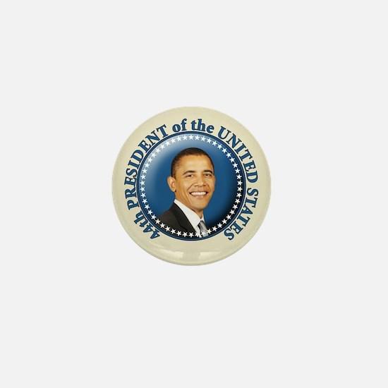 President Obama inauguration Mini Button