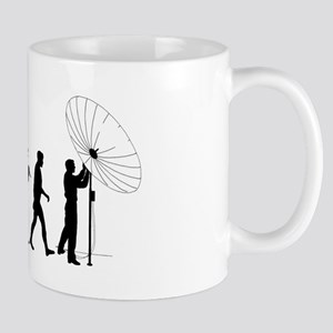 Satellite Dish Technician Mug