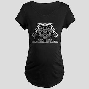 Dragon Master Maternity Dark T-Shirt