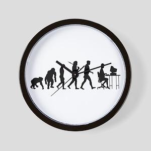 Software Programmer Wall Clock