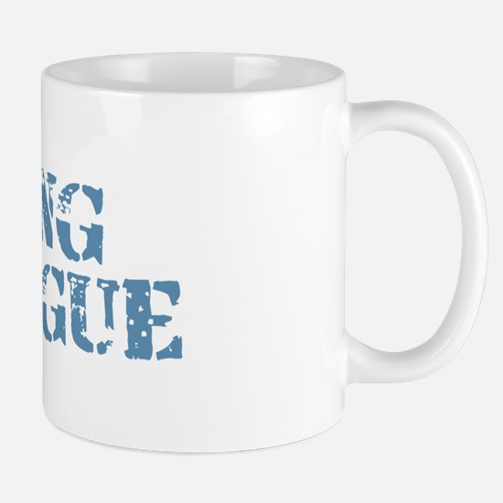 Blue Going Rogue Mug