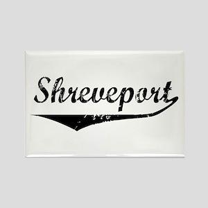 Shreveport Rectangle Magnet