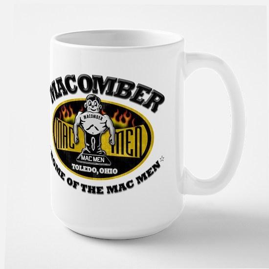 Mac Man Mugs