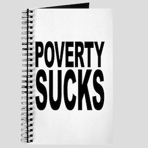 Poverty Sucks Journal