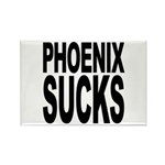 Phoenix Sucks Rectangle Magnet