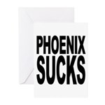 Phoenix Sucks Greeting Cards (Pk of 20)