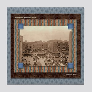 Tile Coaster: Historic Downtown Asheville