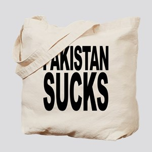 Pakistan Sucks Tote Bag