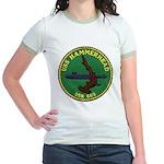 USS HAMMERHEAD Jr. Ringer T-Shirt