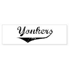 Yonkers Bumper Bumper Sticker
