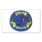 USS Gurnard Rectangle Sticker 10 pk)