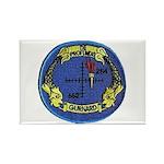 USS Gurnard Rectangle Magnet (100 pack)