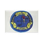 USS Gurnard Rectangle Magnet