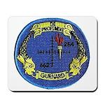 USS Gurnard Mousepad
