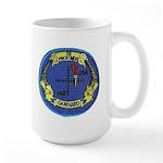 USS Gurnard Large Mug