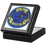 USS Gurnard Keepsake Box