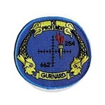 """USS Gurnard 3.5"""" Button"""