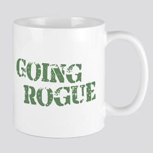 Military Going Rogue Mug