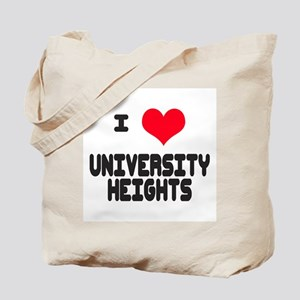 University Heights Love Tote Bag