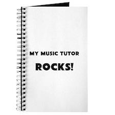 MY Music Tutor ROCKS! Journal
