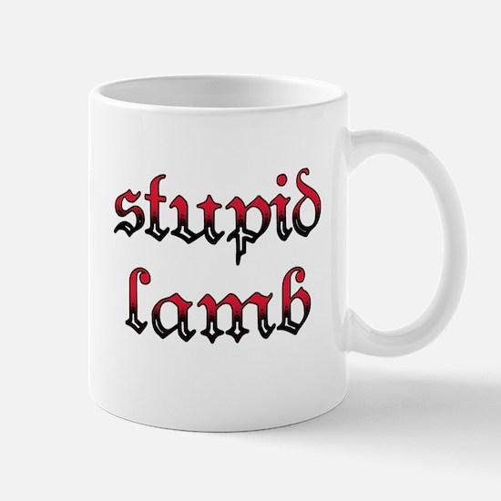 Stupid Lamb Twilight Mug